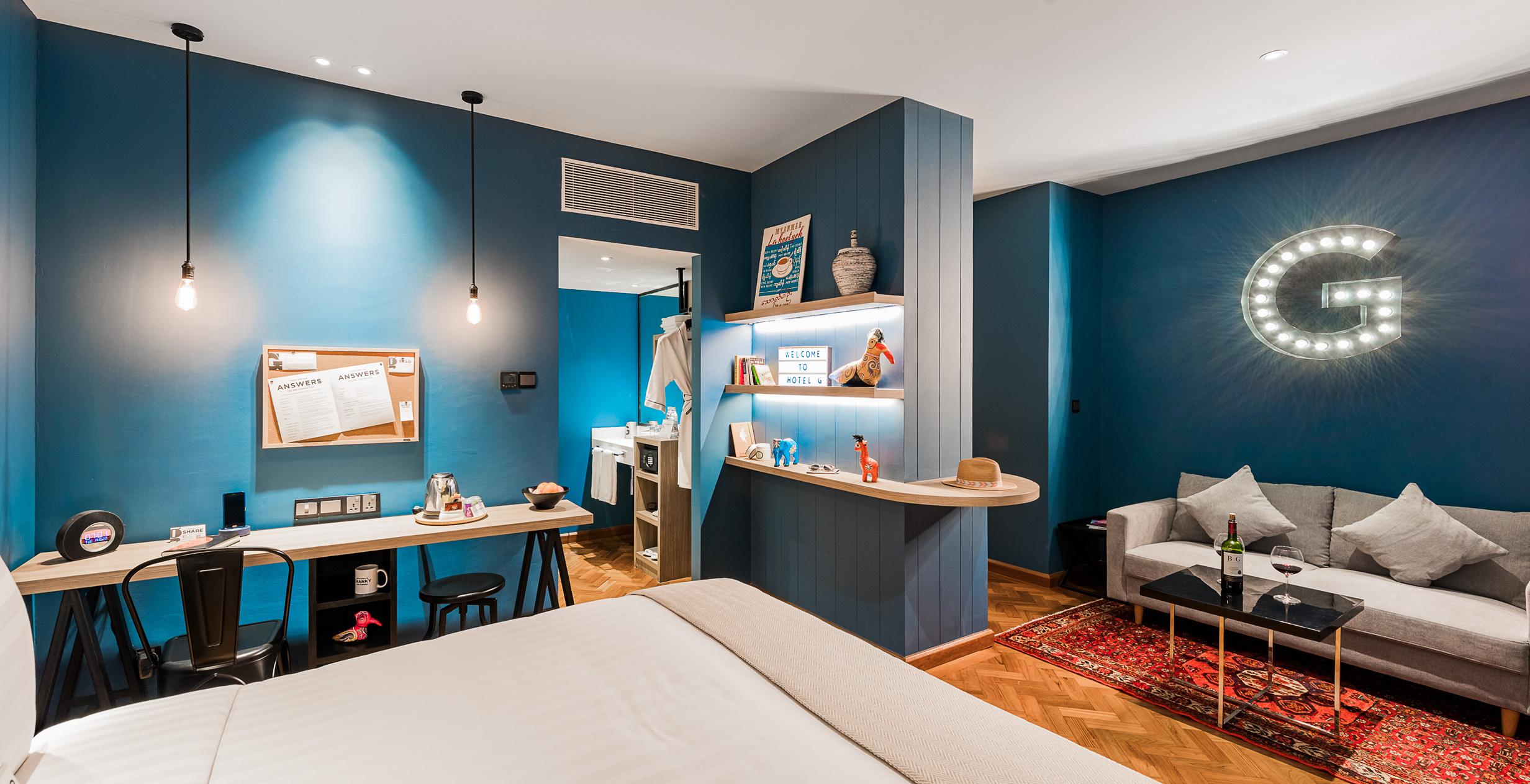 Greatest Room – Hotel G Yangon