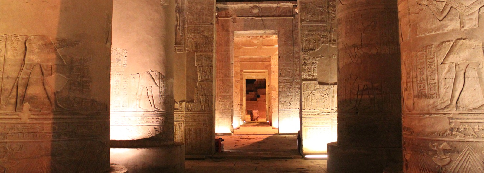 egyptian site photographed by thrive communications